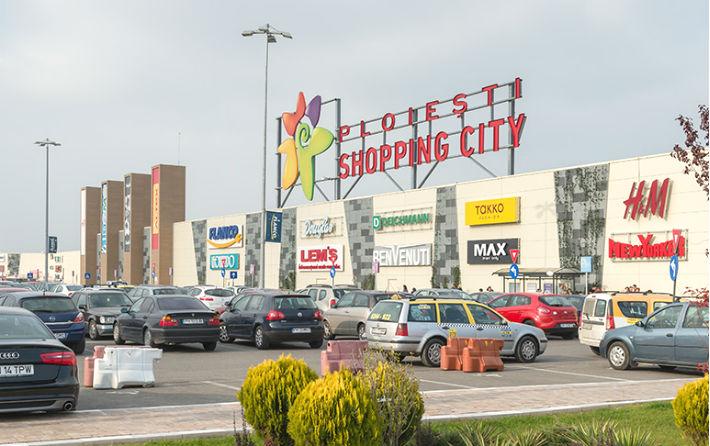 Ploieşti Shopping City a devenit un mall regional prin prezenţa unui număr mare de clienţi din Dâmboviţa şi Buzău