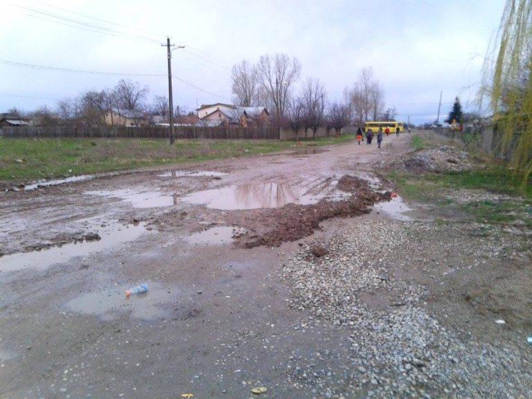 Mitică Apostol, cartierul uitat. Fără asfalt, apă şi canalizare şi acum şi fără lumină pe stradă