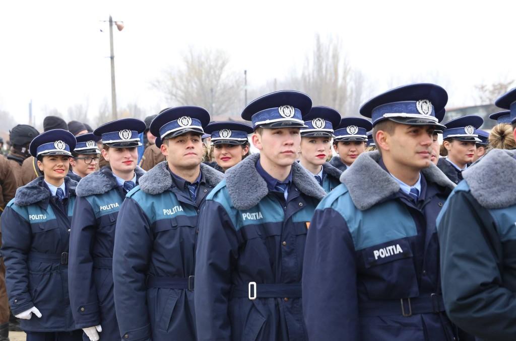 Anul acesta nu va mai fi organizată o altă admitere în şcolile de agenţi de poliţie