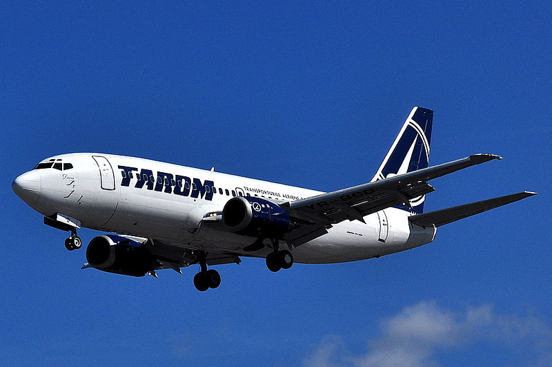 Preţuri aniversare de 1 decembrie la Tarom. Vezi unde poţi zbura la preţ redus!