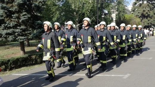 Aproape 3 pe loc la admitere în Şcoala de subofiţeri de pompieri de la Boldeşti