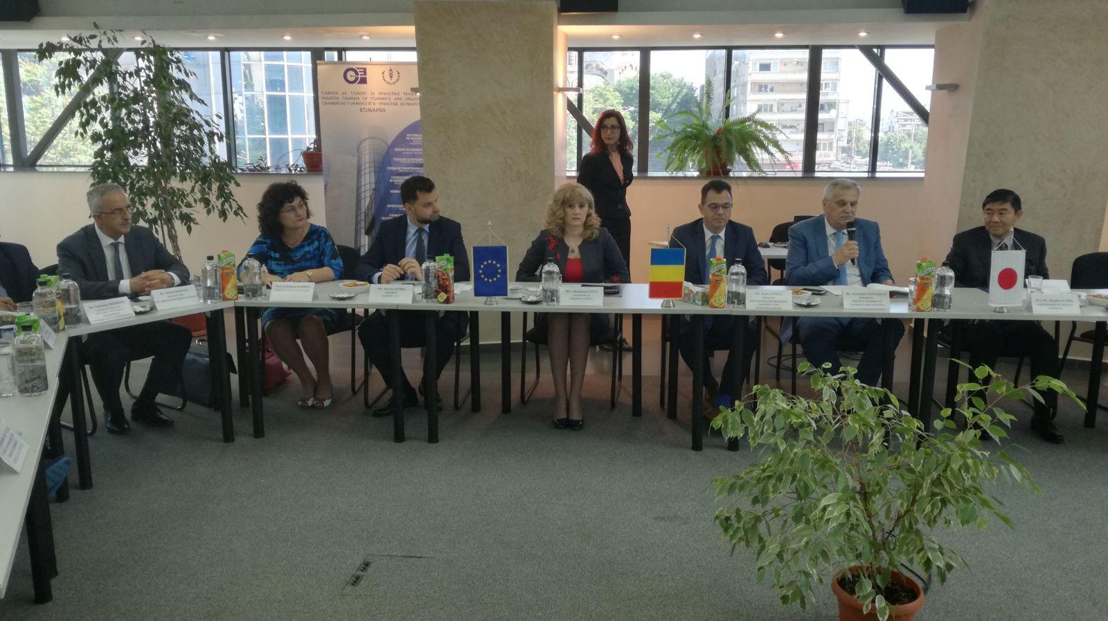 Japonezii vor să-și extindă investițiile în România în mai multe domenii-Video