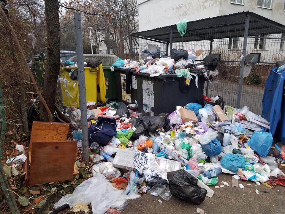 ANRSC a dat termen operatorului de salubritate pentru ridicarea gunoiului din Ploiesti