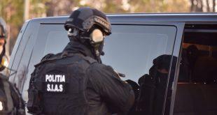 Poliția face parcheziții la hoți din societăți comerciale din Mizil