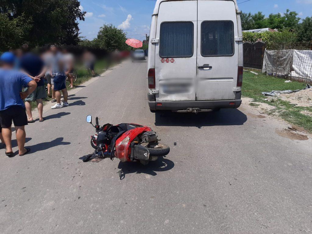 Accident pe DN1A, la Măgurele. Trafic restricţionat