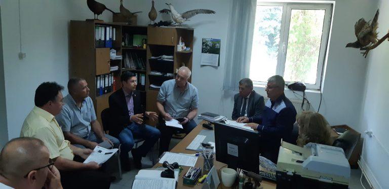 Ministrul apelor a vizitat Prahova. Află ce proiecte vor fi finanţate anul acesta cu bani de la MAP!