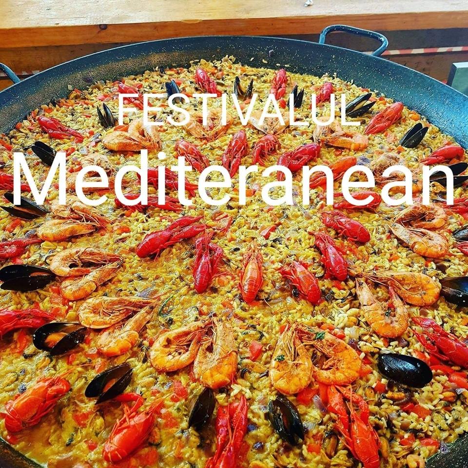 În acest weekend avem festival mediteranean la Ploiești!