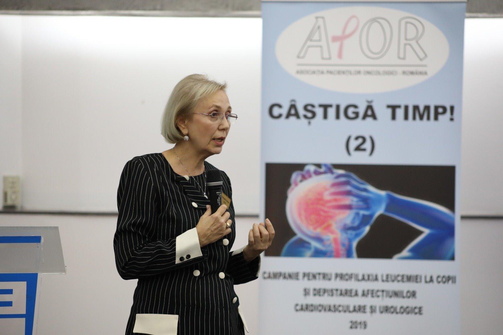 Video-Asociația Pacienților Oncologici din România a lansat un ghid de prevenție și profilaxie