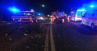 Doua persoane rănite în urma unui accident pe DN1, la Azuga