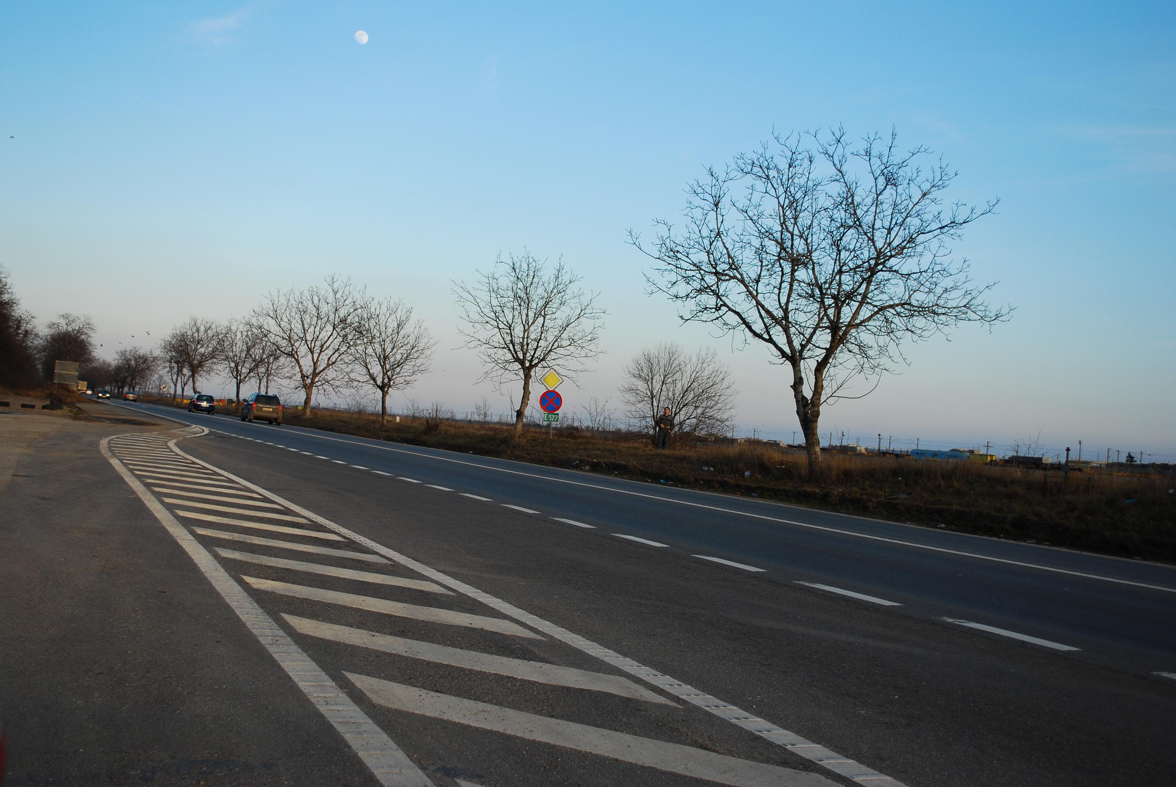 Se închide traficul rutier pe DN1B, de la Mizil către Buzău