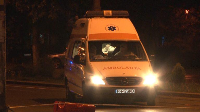 Accident rutier la intersecţia Cantacuzino-Şoseaua Vestului