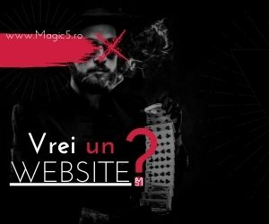 Magic 5 Web Design Ploiesti
