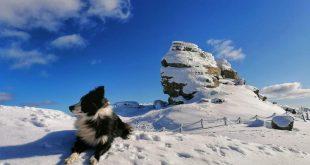 Risc mare de avalanșă grad 4 in Munții Bucegi, Baiului și Ciucas