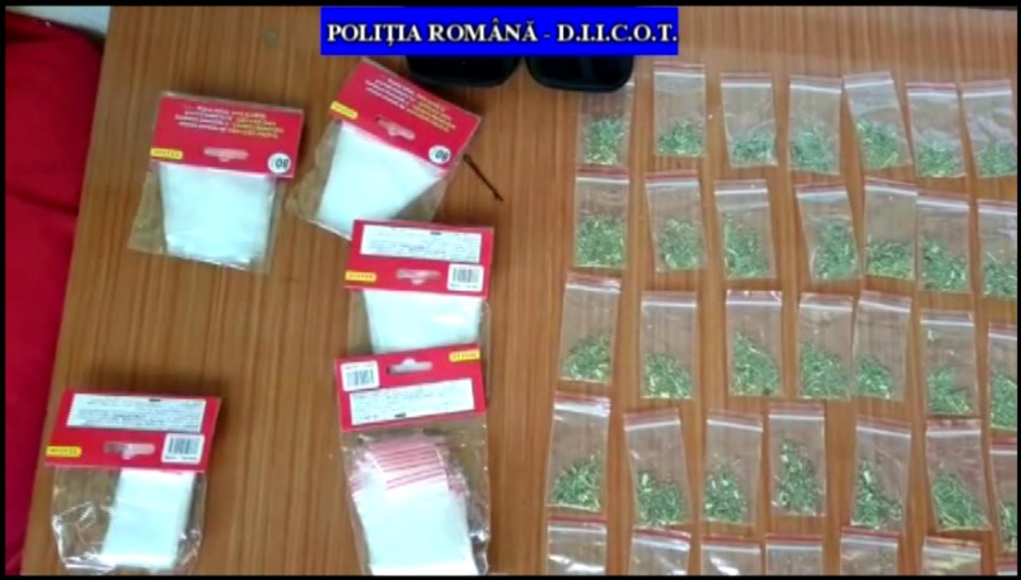 Rețea de traficanți de produse psihoactive destructurată de polițiștii prahoveni